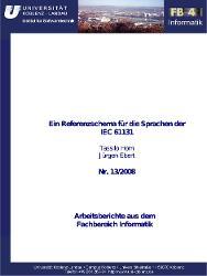 Edoweb: Ein Referenzschema für die Sprachen der IEC 61131